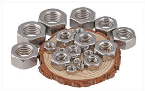 Stainless Steel Hex Nut DIN934 pictures & photos