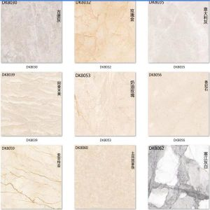Copy Marble Design of Full Polished Glazed Tiles with CCC pictures & photos