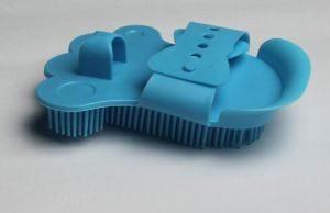 Foot Shaped Pet Hair Removal Brush pictures & photos