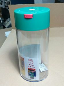 Medicine Vacuum Container Air Proof PP Jars pictures & photos