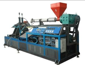 Blowing Long Plastic Pipe Hydraulic Pressure Machine pictures & photos