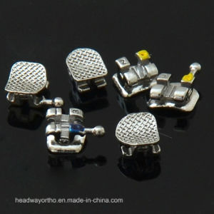 Mini Orthodontic Mbt Roth Bracket Ce ISO Fad pictures & photos