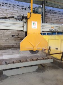Wkq-1200 Granite and Marble Stone Bridge Block Cutting Machine pictures & photos