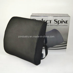 Memory Foam Back Support Cushion with Breathable Cover pictures & photos