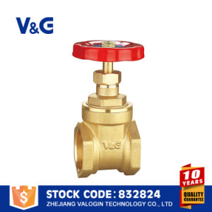 Valogin Brass Gate Valve Pn20 pictures & photos