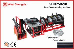 Water Pipeline HDPE Hydraulic Butt Fusion Welding Machine Shd250/90 pictures & photos