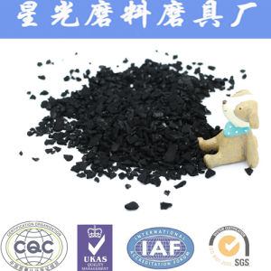 4-8 Mesh Coconut Shell Based Granular Activated Carbon pictures & photos