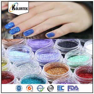Nail Art Glitter Powder, Cosmetic Glitters Manufacturer pictures & photos