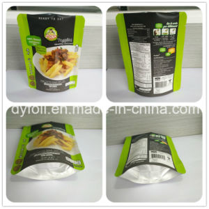 Food Packaging Aluminum Foil Pouch Stand up Bag pictures & photos