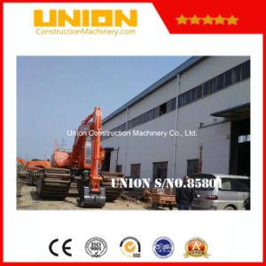 Doosan Amphibious Excavator with Hydraulic Undercarriage Pontoon pictures & photos