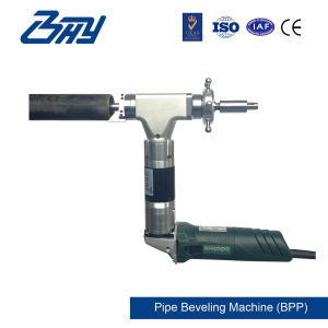 Portable Electric Cold Pipe Beveling Machine / Pipe Beveler (BPP2E) pictures & photos
