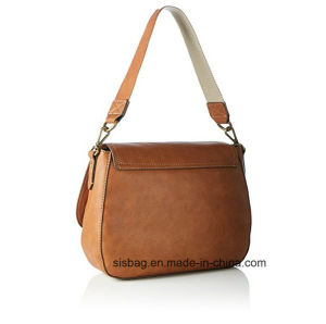 Lesiure Designer PU Leather Hobo Handbag Women Shoulder Bag pictures & photos
