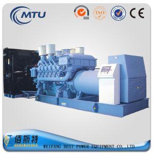 300kw Brand Mtu Power Diesel Generator Set for Sale