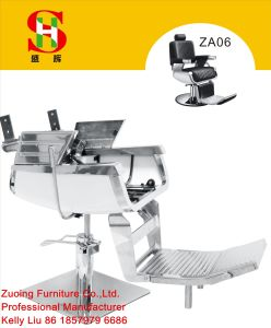 Best Sale Antique Barber Equipoment Armrested Salon Chair Za05 pictures & photos
