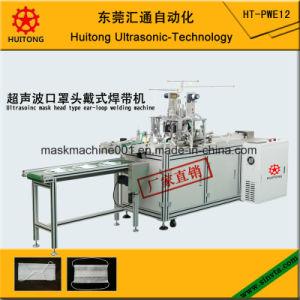 Ultrasonic Head Type Earloop Mask Welding Machine pictures & photos