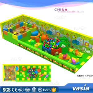 Vasia Commercial Used Indoor Playground for Kids pictures & photos