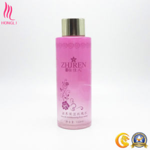 Beautiful Glass Pattern Cosmetic Lotion Bottle pictures & photos