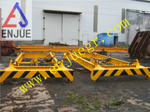 mechanical Manual Container Lifting Beam for 20 40 Feet Container pictures & photos