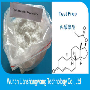 57-85-2 Testosterone Propionate Injection Anabolic Bodybuilding Steroids 99% Purity pictures & photos