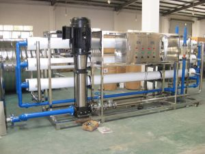 Industrial Commercial 400 Gpd Reverse Osmosis Water Purification Systems