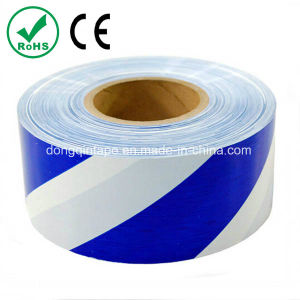 Blue White Non Adhesive Warnig Tape pictures & photos