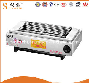 Electric Grill Temperature Control Electric Oven Barbecue Grill pictures & photos
