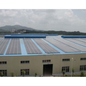 High Efficiency Solar Panel with A Grade Solar Cell Pollution-Free with TUV pictures & photos