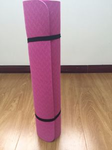Best TPE Custom Yoga Mat Bodhi Yoga Mat pictures & photos