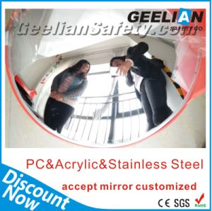 Factory Directly Sale Acrylic Road Corner Traffic Convex Mirror pictures & photos