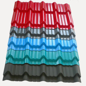 Clear UV Protection PC Plastic Roofing Corrugated Sheet for Greenhouse pictures & photos
