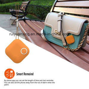 Bluetooth GPS Anti-lost Tracker Tracking Wallet Key Tracer Finder (Orange) pictures & photos