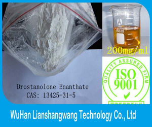 Top Quality Drostanolone Enanthate CAS 13425-31-5 Anabolic Steroids for Musclebuilding pictures & photos