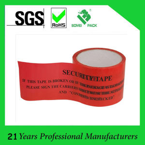Custom Printed BOPP Hand Packaging Tape pictures & photos