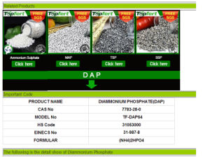 Factory Hot Sale DAP/Diammonium Phosphate Fertilizer 18-46-0 pictures & photos
