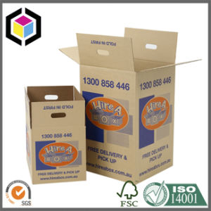 Double Wall Corrugated Cardboard Paper Packaging Box pictures & photos