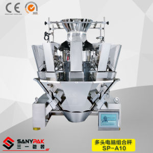 Grains Multihead Weigher for Beans/Rice/Corn/Peanuts Packaging Machine pictures & photos