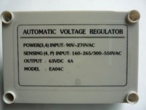 Kutai AVR EA04C, Replacement for Basler Vr63-4c Regulator pictures & photos