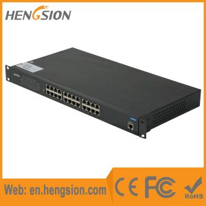 Managed 24 Gigabit Tx Port Ethernet Network Switch