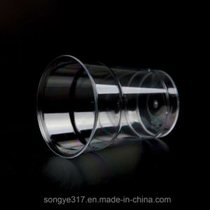 PS Clear 50 ml Plastic Tasting Cup pictures & photos