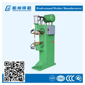 Air Cylinder Type Spot Welding Machine to Weld The Sheet Metal Manufacturing pictures & photos