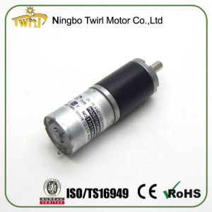 Big Sale Motor Manufacturer 25mm Mall Gear Reducer Gearmotor pictures & photos