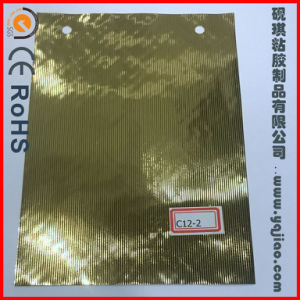 Good Looking PVC Film for Balcony Curtain and Window Rod pictures & photos