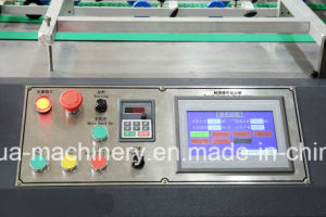 Kfm-Z1100 Automatic Water Based Cold Laminating Machine for Plastic Film pictures & photos