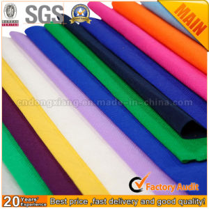 Eco Friedly Spunbond Nonwoven Textile Fabric pictures & photos