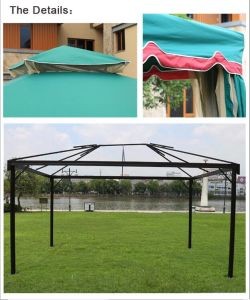 Customized Waterproof Durable Outdoor Canopy Tent for Wedding pictures & photos
