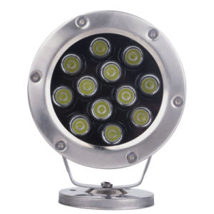 LED Underwater Light for Swimming Pool/Waterproof RGB LED IP68 (HL-PL36) pictures & photos