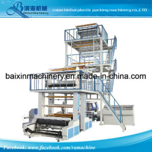 Rotary Head Co Extrusion Film Blowing Machine 3 Layers pictures & photos