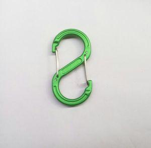 Aluminum Carabiner Hook/ S Biner pictures & photos