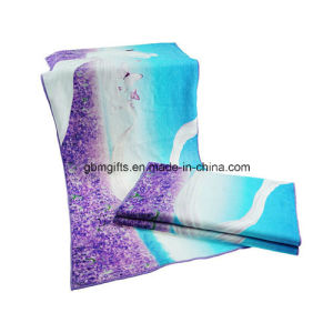 Microfiber Towel Hand Towel Quick Dry Hair Salon Towels Gym/Golf/Sport Towel pictures & photos