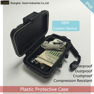Small Waterproof Case Headset Box Earphone Box SD Card Storing Box